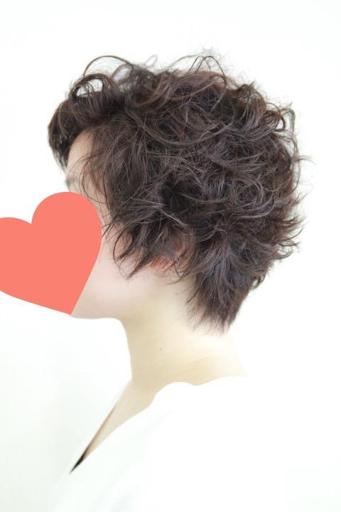 くせ毛を活かす