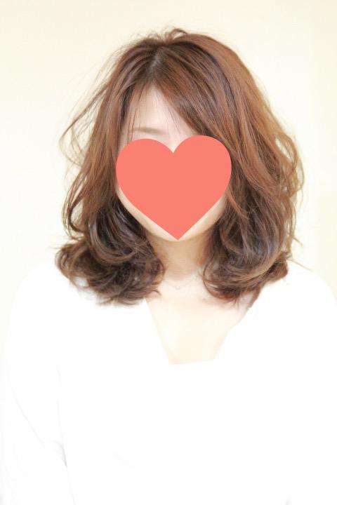 髪を梳かないカット